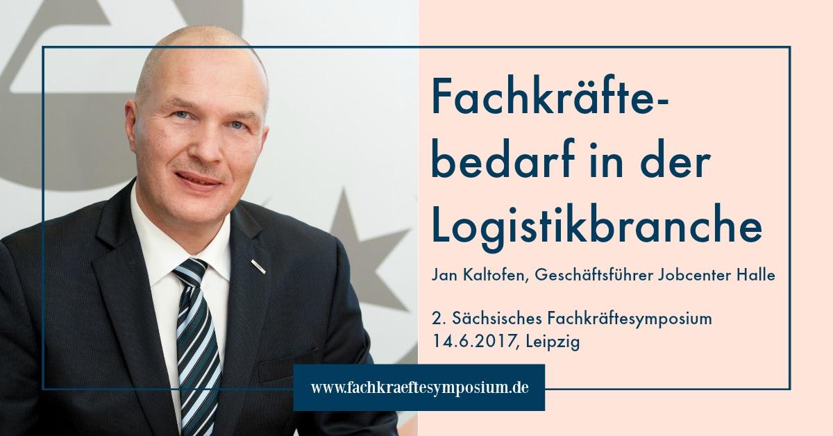 Die Fachkräftesituation im Netzwerk LogistikLeipzig-Halle