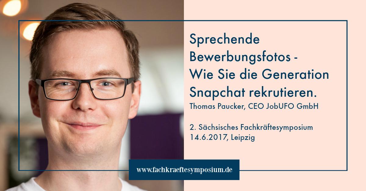 Sprechende Bewerbungsfotos – Wie Sie die Generation Snapchatrekrutieren.